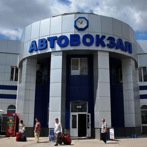 Автовокзалы Омутнинска